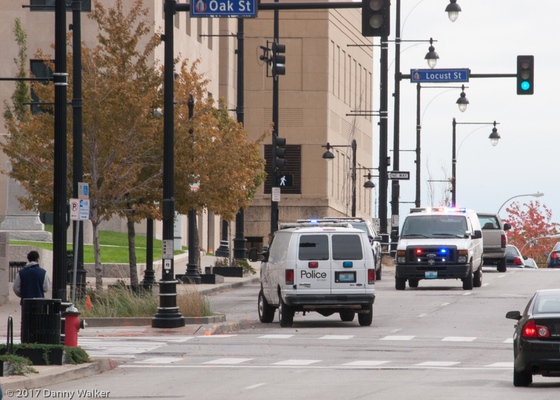 Downtown Shooting