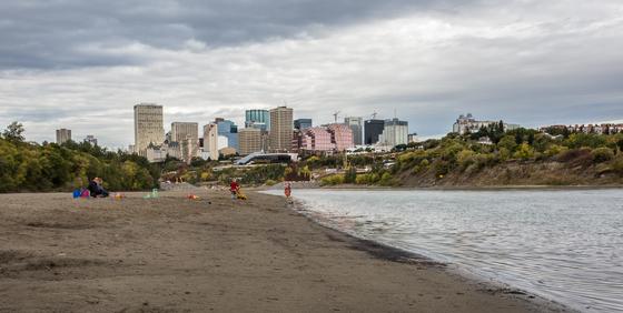 The Accidental Beach