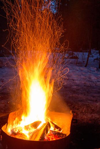 (Nov-5) Guy Fawkes Night - aka Bonfire night