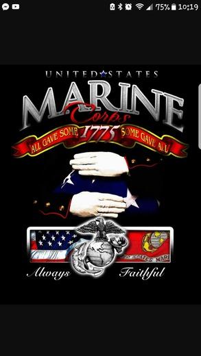 USMC 242nd birthday