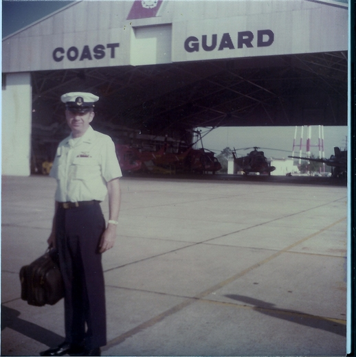 30 Years service USCG