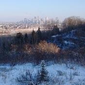 Snow Followed By Sunshine!