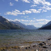 Waterton Lakes NP in AB
