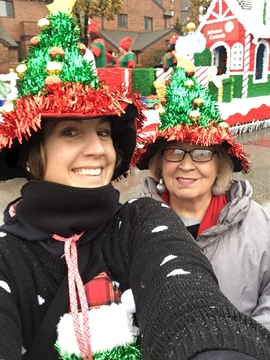 Milwaukee's Holiday Parade