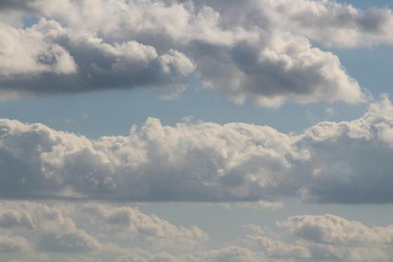 Iowa sky