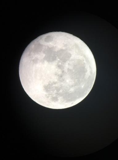 Cold Moon / Super Moon