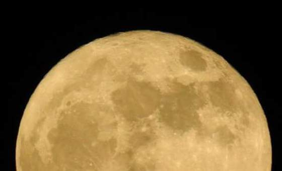 Full Cold Moon/Supermoon