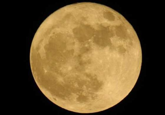 Full Cold Moon/Supermoon