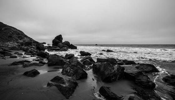 Golden Gate National Recreation Area-Muir Beach