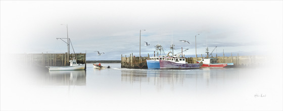 Wedgeport Tuna Wharf