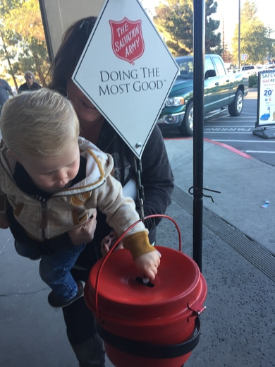Red Kettle Donation