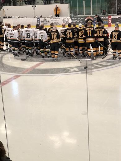 Boston Bruins Alumni vs. Littleton All Stars