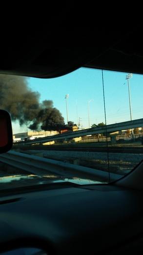 School bus fire louisa street exit
