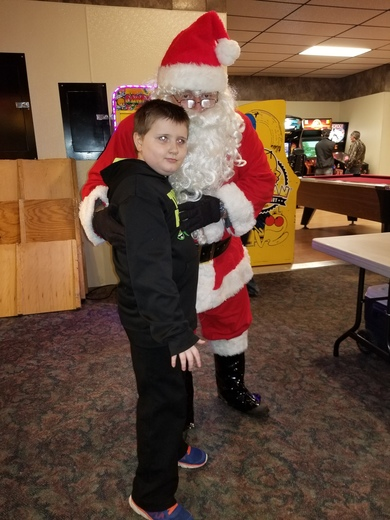 Surry Friend Of Youth Christmas Party