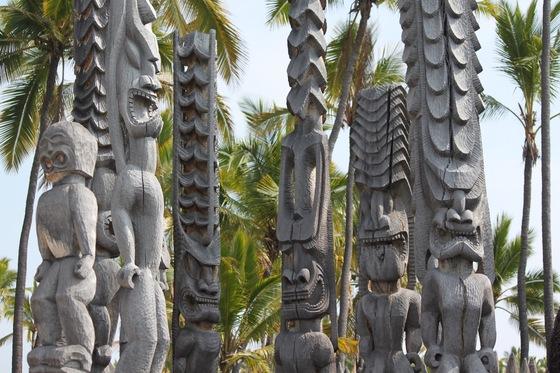 Pu'uhonua O Honaunau National Historical Park