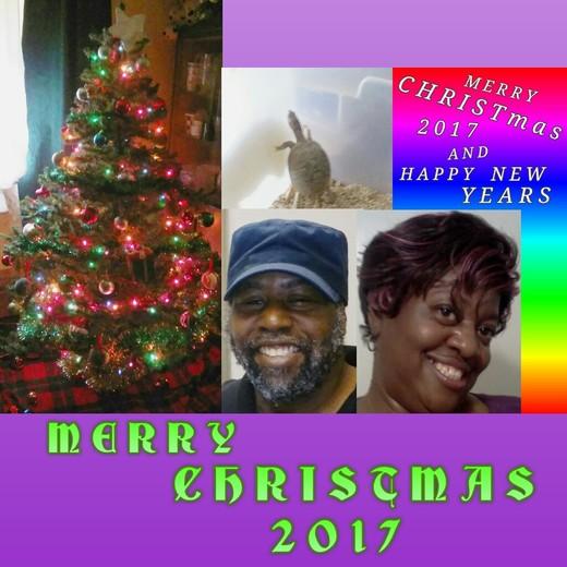 2017 Merry CHRISTmas Winston Salem, N. C.
