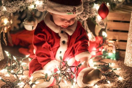Santa suit  Christmas