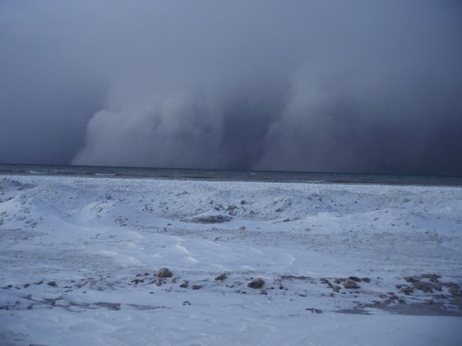 Wasaga Beach December