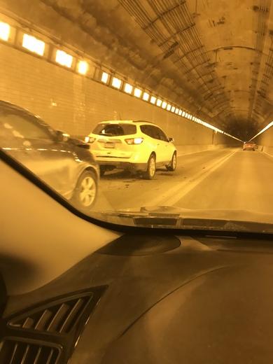 Fort Pitt tunnel pileup