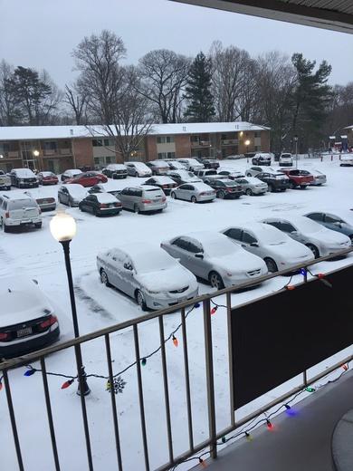 Snow in Annapolis