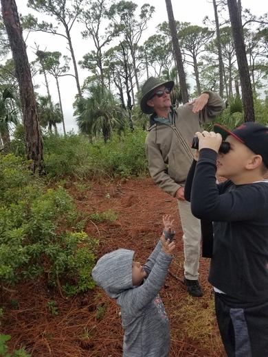 Osprey trail