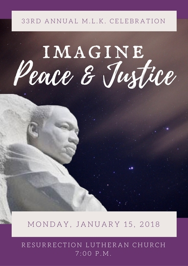 33rd Annual MLK Celebration in Lebanon