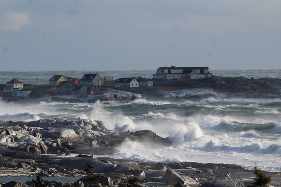 Part 2, Peggy's Cove, Nova Scotia