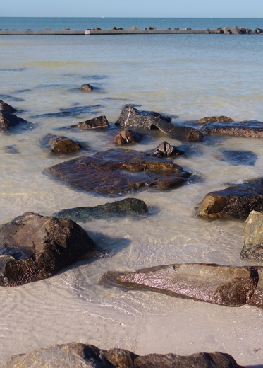 Stepping Stones to the depths