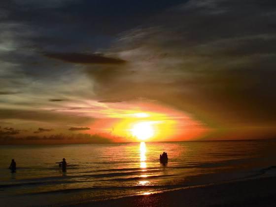 Sunset...Florida style