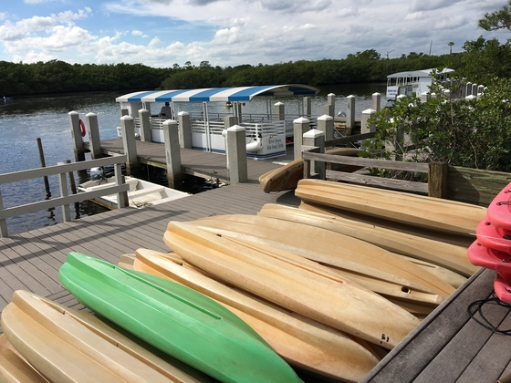 Jonathon Dickinson State Park Boat Rentals
