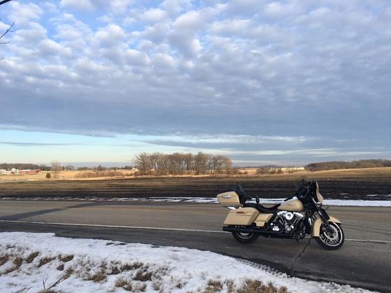 January Ride