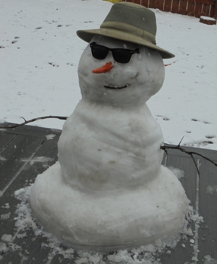 Quick Snowman