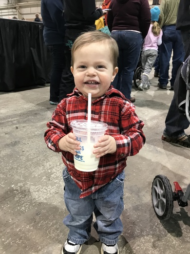 Farm Show Milkshake