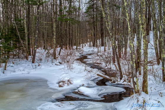 Creek on Baptist Rd.