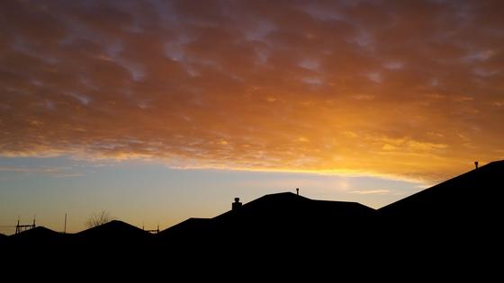 Sunset 1/12/18