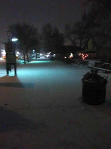 Snow 1/12/2018