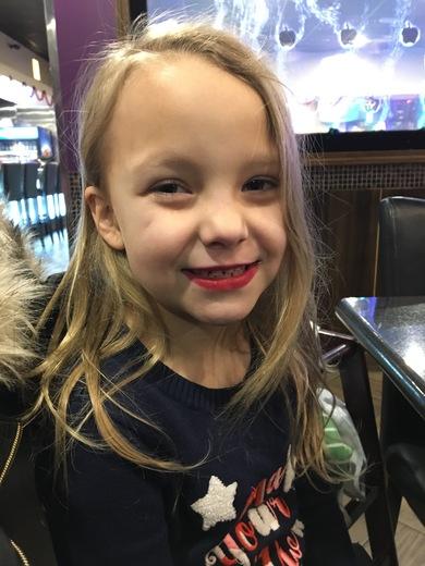 Sophia Jones age 7