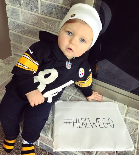 #herewego Steelers!!