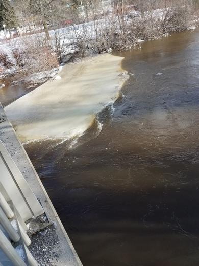 Flood in Newport nh