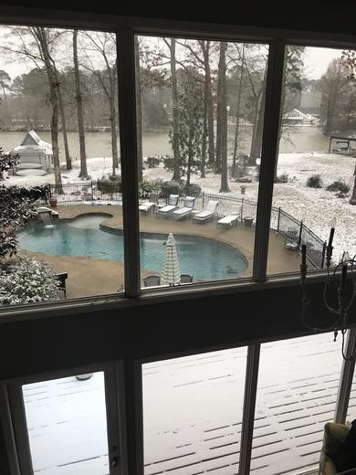 Snow on the Rez