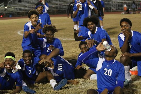 Murrah Mustang Soccer