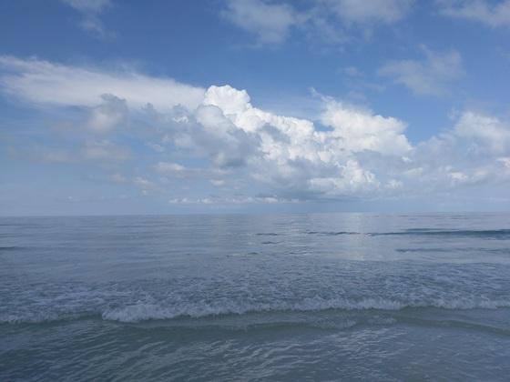 Beauitful beach day