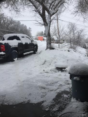 Snow Day In Vernon Bc Vernon British Columbia V1t 8a2