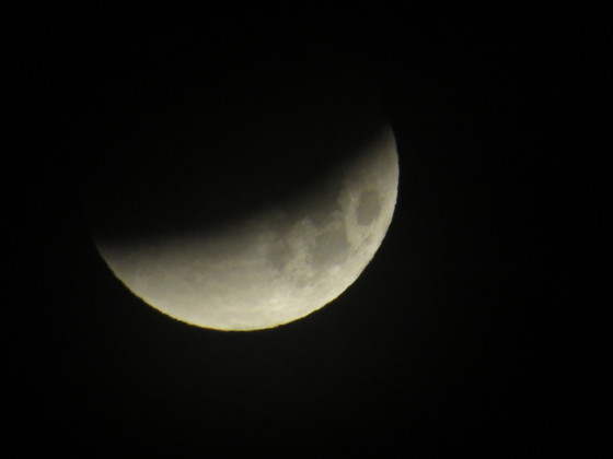 Lunar Eclipse 1/31/2018