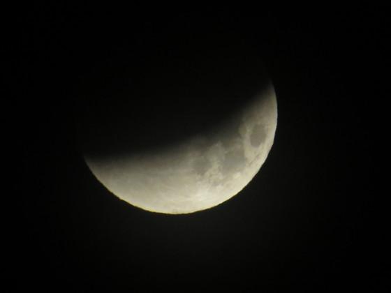 Lunar Eclipse 1/31/2018