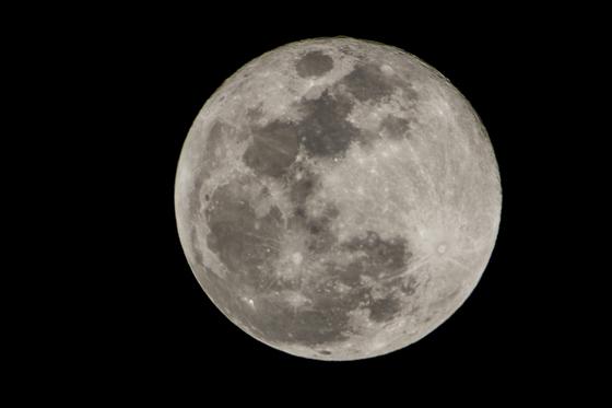 Moon - January 31st, 2018