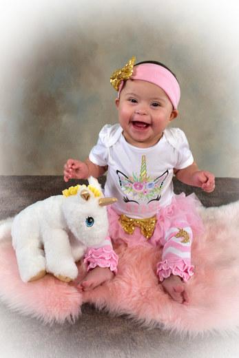 Kyara's first birthday 2/7