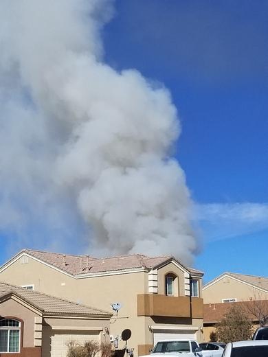 House Fire :-(