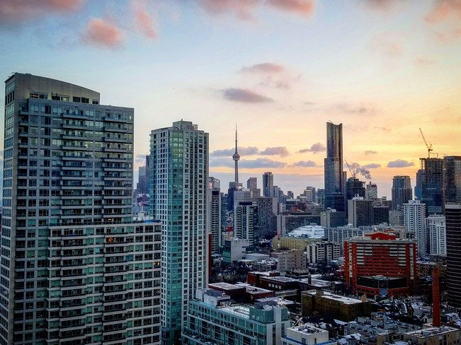 Hourly Use Of Room In Toronto