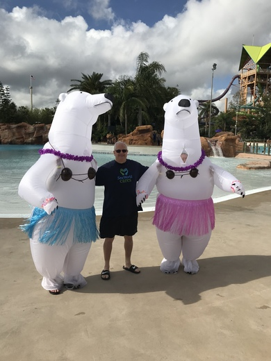 Aquatica Orlando Polar Plunge 2018